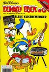 Cover for Donald Duck & Co (Hjemmet / Egmont, 1948 series) #4/1991