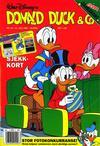 Cover for Donald Duck & Co (Hjemmet / Egmont, 1948 series) #30/1991