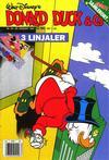 Cover for Donald Duck & Co (Hjemmet / Egmont, 1948 series) #34/1991