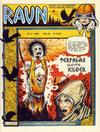 Cover for Ravn (Bladkompaniet / Schibsted, 1984 series) #3/1984