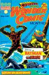Cover for Superman Presents Wonder Comic Monthly (K. G. Murray, 1965 ? series) #112