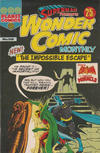 Cover for Superman Presents Wonder Comic Monthly (K. G. Murray, 1965 ? series) #118