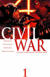 Cover for Civil War (Marvel, 2006 series) #1 [Standard Cover]