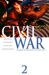 Cover Thumbnail for Civil War (2006 series) #2 [Standard Cover]