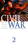 Cover for Civil War (Marvel, 2006 series) #2 [Standard Cover]