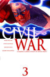 Cover Thumbnail for Civil War (2006 series) #3 [Standard Cover]