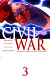 Cover for Civil War (Marvel, 2006 series) #3 [Standard Cover]
