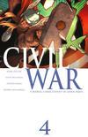 Cover for Civil War (Marvel, 2006 series) #4 [Standard Cover]