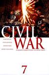 Cover for Civil War (Marvel, 2006 series) #7 [Standard Cover]