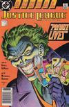 Cover for Justice League Annual (DC, 1987 series) #2 [Newsstand]