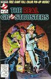 Cover for The Real Ghostbusters (Now, 1988 series) #4