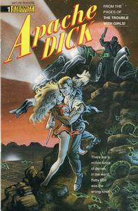 Cover Thumbnail for Apache Dick (Malibu, 1990 series) #1