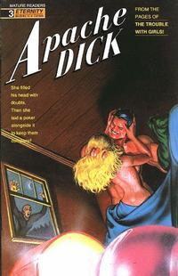 Cover Thumbnail for Apache Dick (Malibu, 1990 series) #3