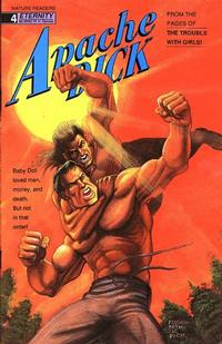 Cover Thumbnail for Apache Dick (Malibu, 1990 series) #4