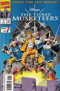 Cover Thumbnail for Disney's The Three Musketeers (Marvel, 1994 series) #1