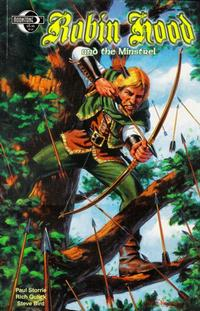 Cover Thumbnail for Robin Hood and the Minstrel (Moonstone, 2001 series)