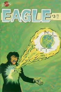 Cover Thumbnail for Eagle (Crystal Publications, 1986 series) #3