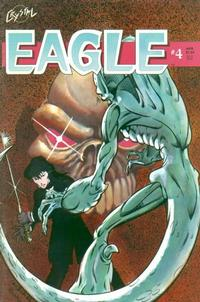 Cover Thumbnail for Eagle (Crystal Publications, 1986 series) #4