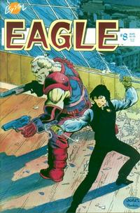 Cover Thumbnail for Eagle (Crystal Publications, 1986 series) #8