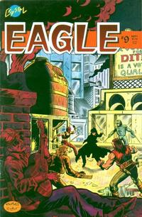 Cover Thumbnail for Eagle (Crystal Publications, 1986 series) #9