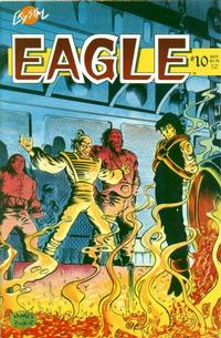 Cover Thumbnail for Eagle (Crystal Publications, 1986 series) #10