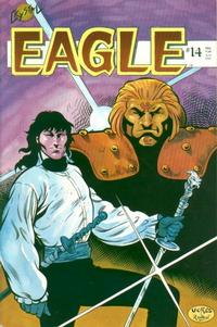 Cover Thumbnail for Eagle (Crystal Publications, 1986 series) #14