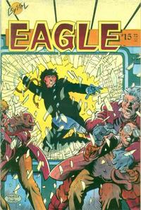 Cover Thumbnail for Eagle (Crystal Publications, 1986 series) #15