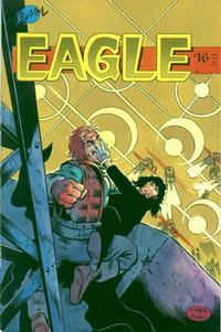 Cover Thumbnail for Eagle (Crystal Publications, 1986 series) #16
