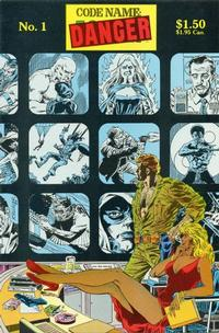Cover Thumbnail for Codename: Danger (Lodestone, 1985 series) #1