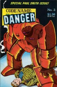 Cover Thumbnail for Codename: Danger (Lodestone, 1985 series) #3