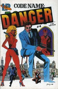 Cover Thumbnail for Codename: Danger (Lodestone, 1985 series) #4