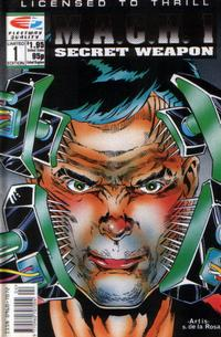 Cover Thumbnail for M.A.C.H. 1 (Fleetway/Quality, 1991 series) #1