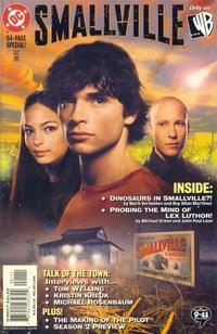 Cover Thumbnail for Smallville: The Comic (DC, 2002 series) #1