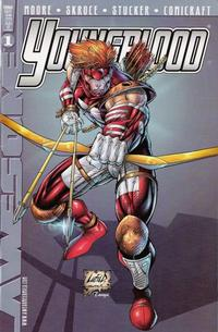 Cover Thumbnail for Youngblood (Awesome, 1998 series) #1 [Rob Liefeld Cover]