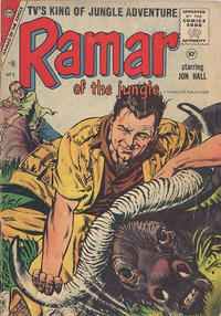 Cover Thumbnail for Ramar of the Jungle (Charlton, 1955 series) #5
