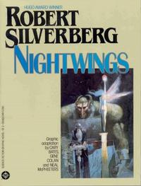 Cover Thumbnail for Science Fiction Graphic Novel (DC, 1985 series) #SF 2 - Nightwings