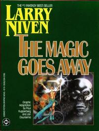 Cover Thumbnail for Science Fiction Graphic Novel (DC, 1985 series) #SF 6 - The Magic Goes Away
