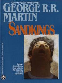 Cover Thumbnail for Science Fiction Graphic Novel (DC, 1985 series) #SF 7 - Sandkings