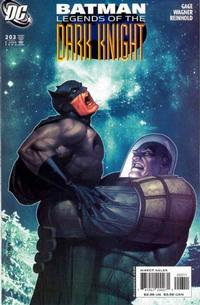 Cover Thumbnail for Batman: Legends of the Dark Knight (DC, 1992 series) #203