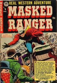 Cover Thumbnail for Masked Ranger (Premier Magazines, 1954 series) #5