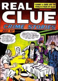 Cover Thumbnail for Real Clue Crime Stories (Hillman, 1947 series) #v2#5 [17]