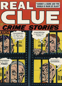 Cover Thumbnail for Real Clue Crime Stories (Hillman, 1947 series) #v2#6 [18]