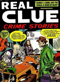 Cover Thumbnail for Real Clue Crime Stories (Hillman, 1947 series) #v2#7 [19]