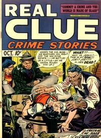 Cover Thumbnail for Real Clue Crime Stories (Hillman, 1947 series) #v2#8 [20]