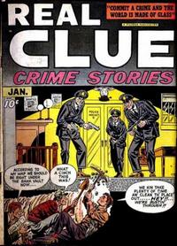 Cover Thumbnail for Real Clue Crime Stories (Hillman, 1947 series) #v2#11 [23]