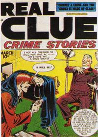 Cover Thumbnail for Real Clue Crime Stories (Hillman, 1947 series) #v3#1 [25]