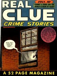 Cover Thumbnail for Real Clue Crime Stories (Hillman, 1947 series) #v3#5 [29]