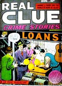 Cover Thumbnail for Real Clue Crime Stories (Hillman, 1947 series) #v3#6 [30]