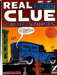 Cover Thumbnail for Real Clue Crime Stories (Hillman, 1947 series) #v3#10 [34]
