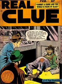 Cover Thumbnail for Real Clue Crime Stories (Hillman, 1947 series) #v3#12 [36]